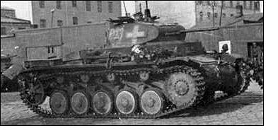 танк Pz. II