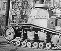 фотографии и чертежи танка Т-16