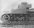 фотографии и чертежи танка Т-19
