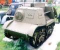 танк Т-20, пулемётное гнездо
