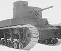 фотографии и чертежи танка Т-24