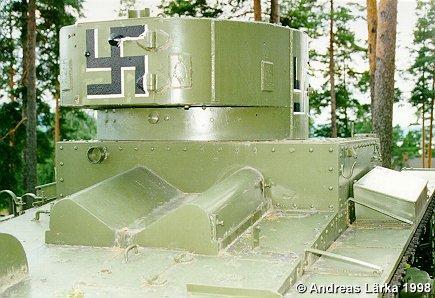 Танк Т-26, немецкий трофей