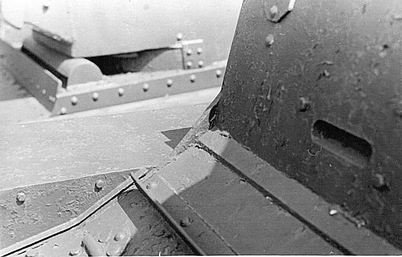 Танк Т-26, бронирование