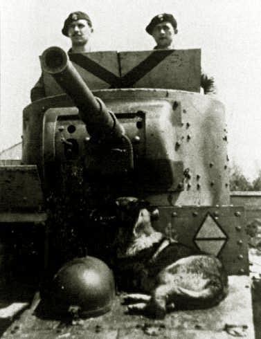 Танк Т-26, хроника