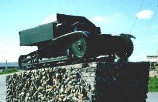 Танк Т-27, ходовая часть