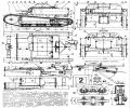 танк Т-27, подробный чертеж