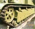 танк Т-28, защита подвески