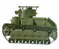 танк Т-28, схема окраски