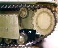 танк Т-28, заднее колесо