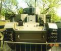 танк Т-28 на выставке