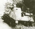 танк Т-30 во время боевых действий