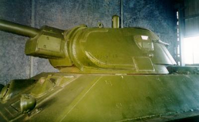 Танк Т-34/76, башня