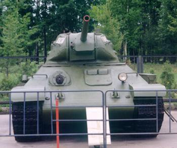 Танк Т-34/76, перед