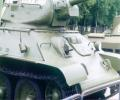 танк Т-34/76, пулемётное гнездо