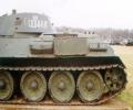 танк Т-34/76, инструментальный ящик