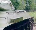 танк Т-34/76, ящик для инструмента