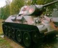 танк Т-34/76, правая сторона