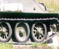танк Т-34/76, колёса