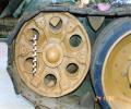 танк Т-34/76, левый ленивец