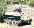 танк Т-34/76 на позиции