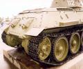 танк Т-34/76, задняя часть