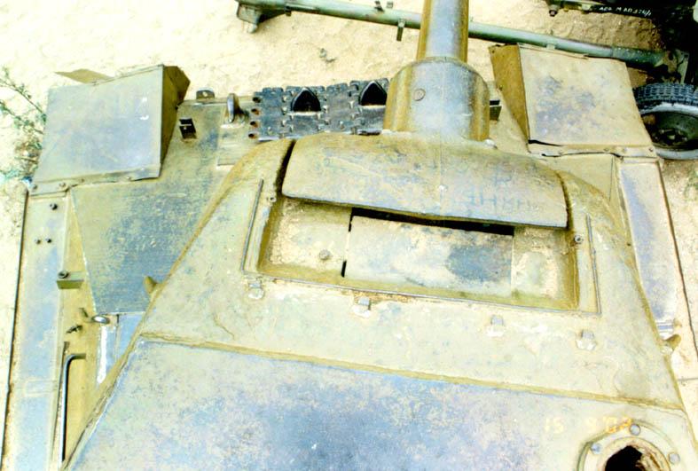 Танк Т-34/85, пушка