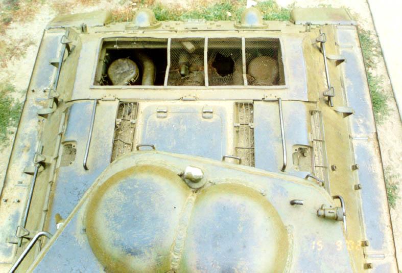 Танк Т-34/85, трансмиссия