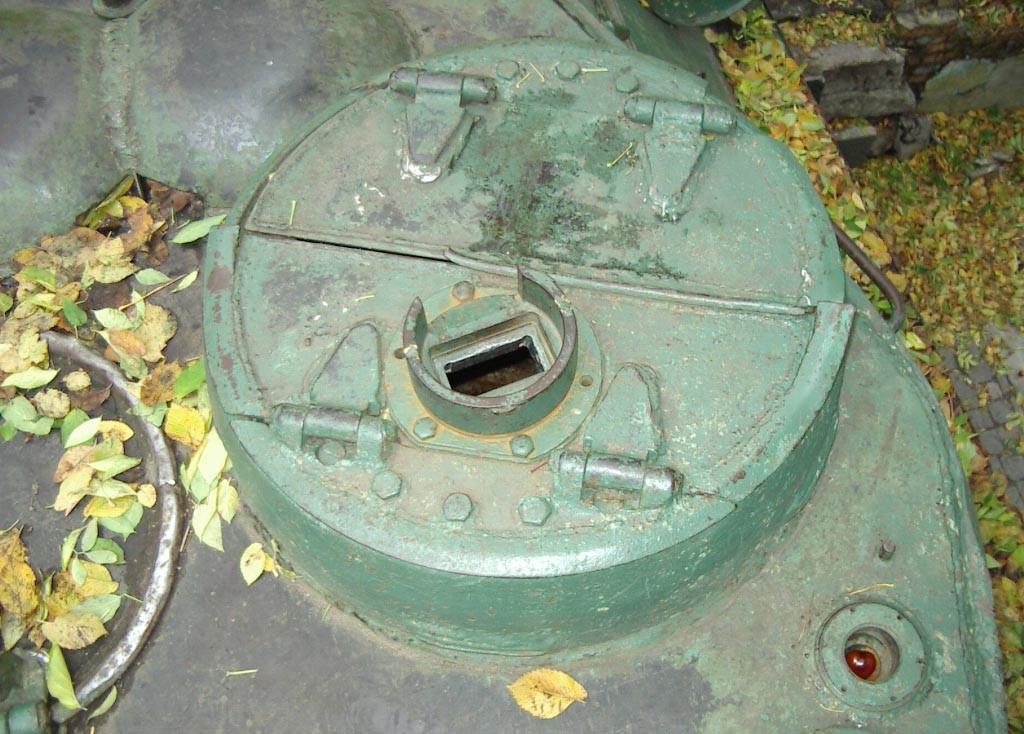 Танк Т-34/85, башенка