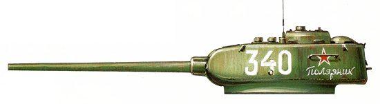 Танк Т-34/85, Полярник