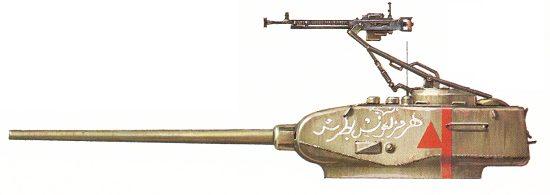Танк Т-34/85, Ирак