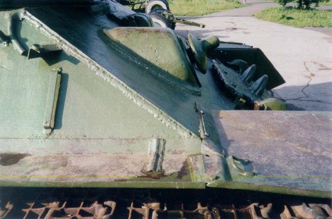 Танк Т-34/85, пулемёт