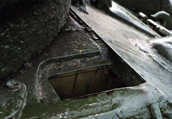 Танк Т-34/85, деталировка