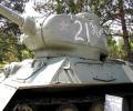 танк Т-34/85 с литой башней