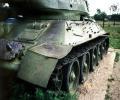 танк Т-34/85, крыло