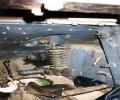 танк Т-34/85, пулемётное гнездо