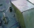 танк Т-34/85, кожух гусеницы