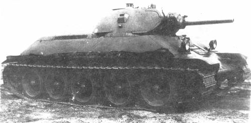 Танк Т-34 фото
