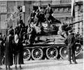 танк Т-34 групповое фото