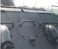 танк Т-34 люк двигателя