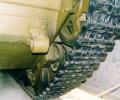 танк Т-35, гусеница
