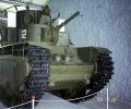 танк Т-35, вид спереди слева