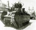 танк Т-35 в строю