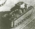 танк Т-35, старое фото