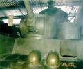 танк Т-35, пушка