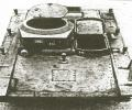 танк Т-37, фото, вид сверху