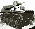 фотографии и чертежи танка Т-40