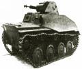 танк Т-40, историческое фото