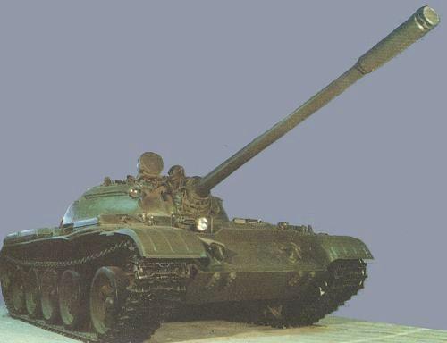 Танк Т-44, пушка