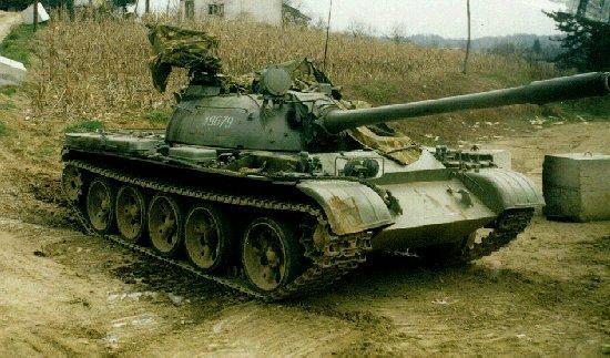 Танк Т-44, на службе