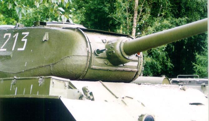 Танк Т-44, башня